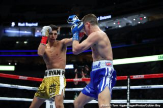 Bob Arum asked Oscar for Teofimo Lopez vs. Ryan Garcia next