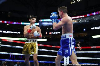 Ryan Garcia says he's fighting Manny Pacquiao next