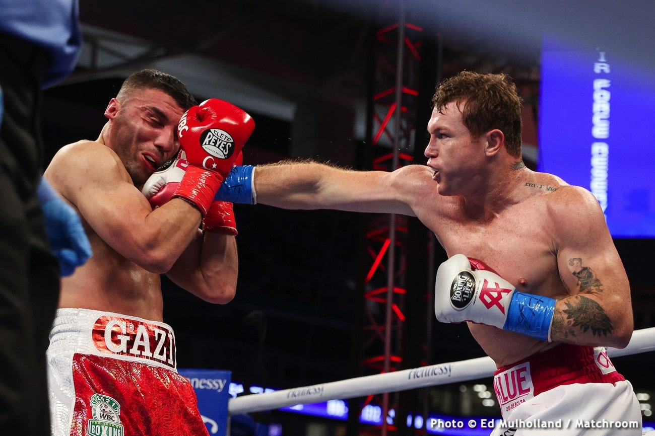 Who is responsible for the Canelo vs. Yildrim mismatch of the year?