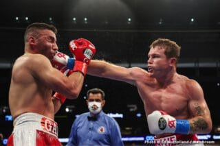 Canelo Alvarez: Mayweather wouldn't fight me in my prime