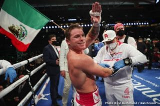 Updated: Ring Magazine pound-for-pound: Canelo #1, Inoue #2, Crawford #3