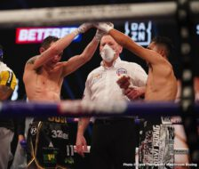 - Latest Josh Warrington