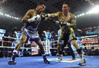 Oscar Valdez targeting Jamel Herring next