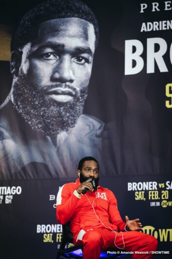 - Latest Adrien Broner