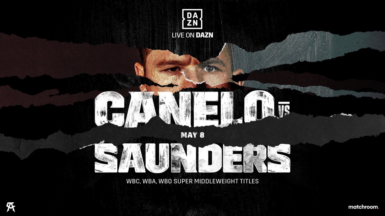 Billy Joe Saunders Canelo Alvarez Eddie Hearn