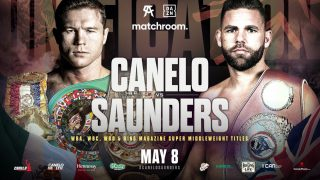 Saunders angry about ring size for Canelo fight, insisting on 22-foot