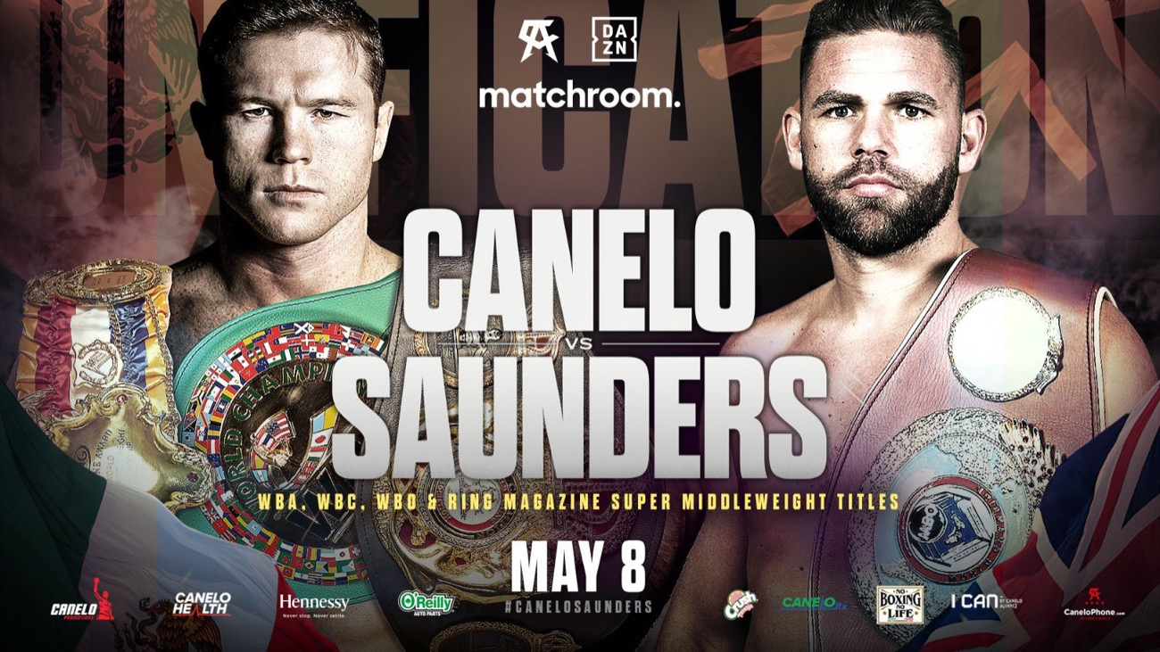Billy Joe Saunders Canelo Alvarez Tyson Fury