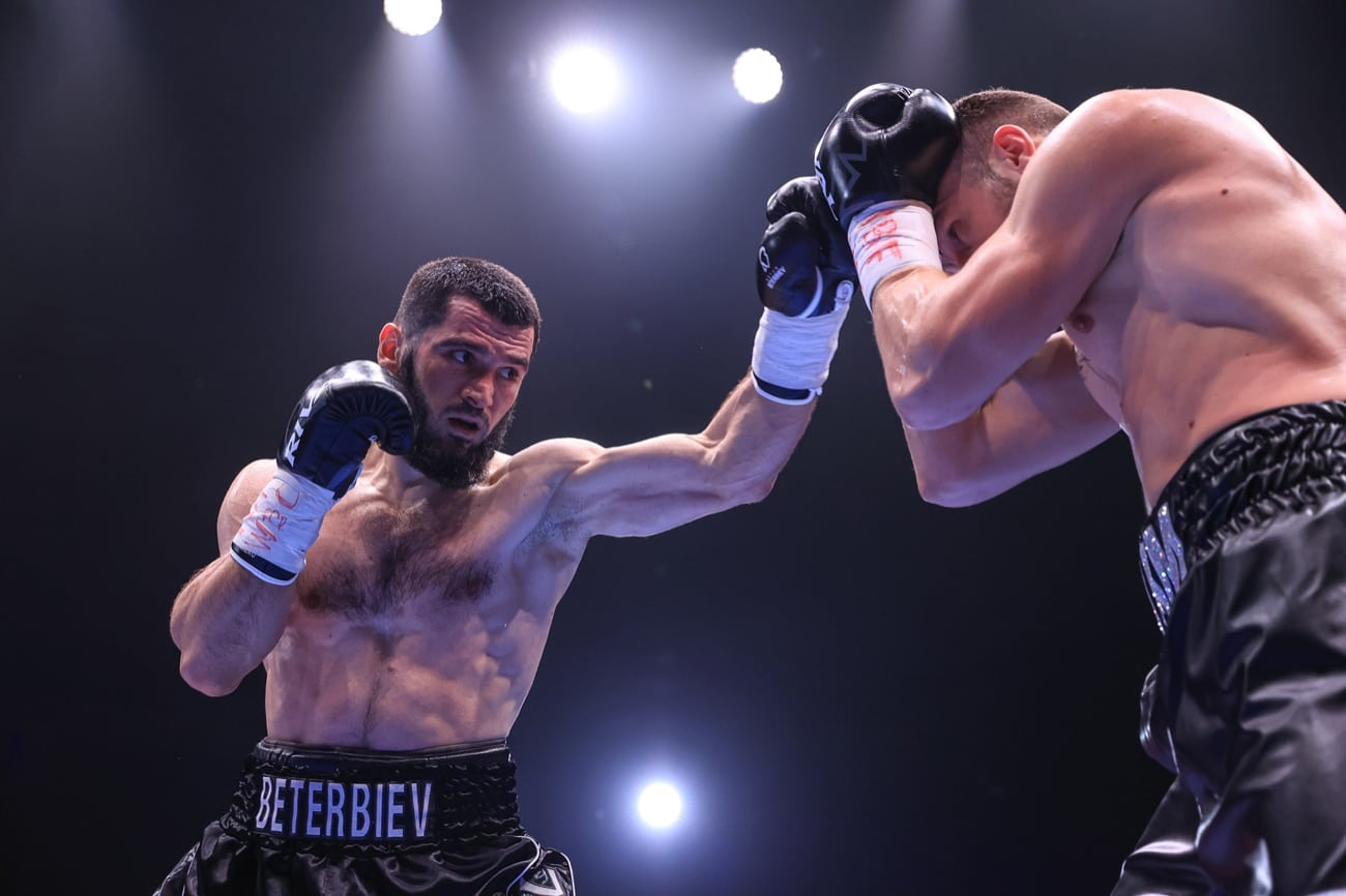 Artur Beterbiev Joe Smith Jr