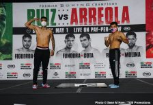 Andy Ruiz Jr. Chris Arreola