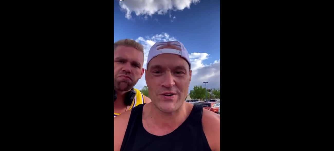 Billy Joe Saunders Canelo Alvarez Eddie Hearn Tyson Fury