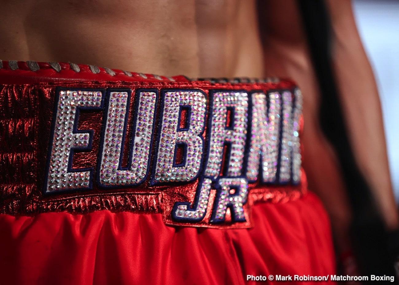 Chris Eubank Jr
