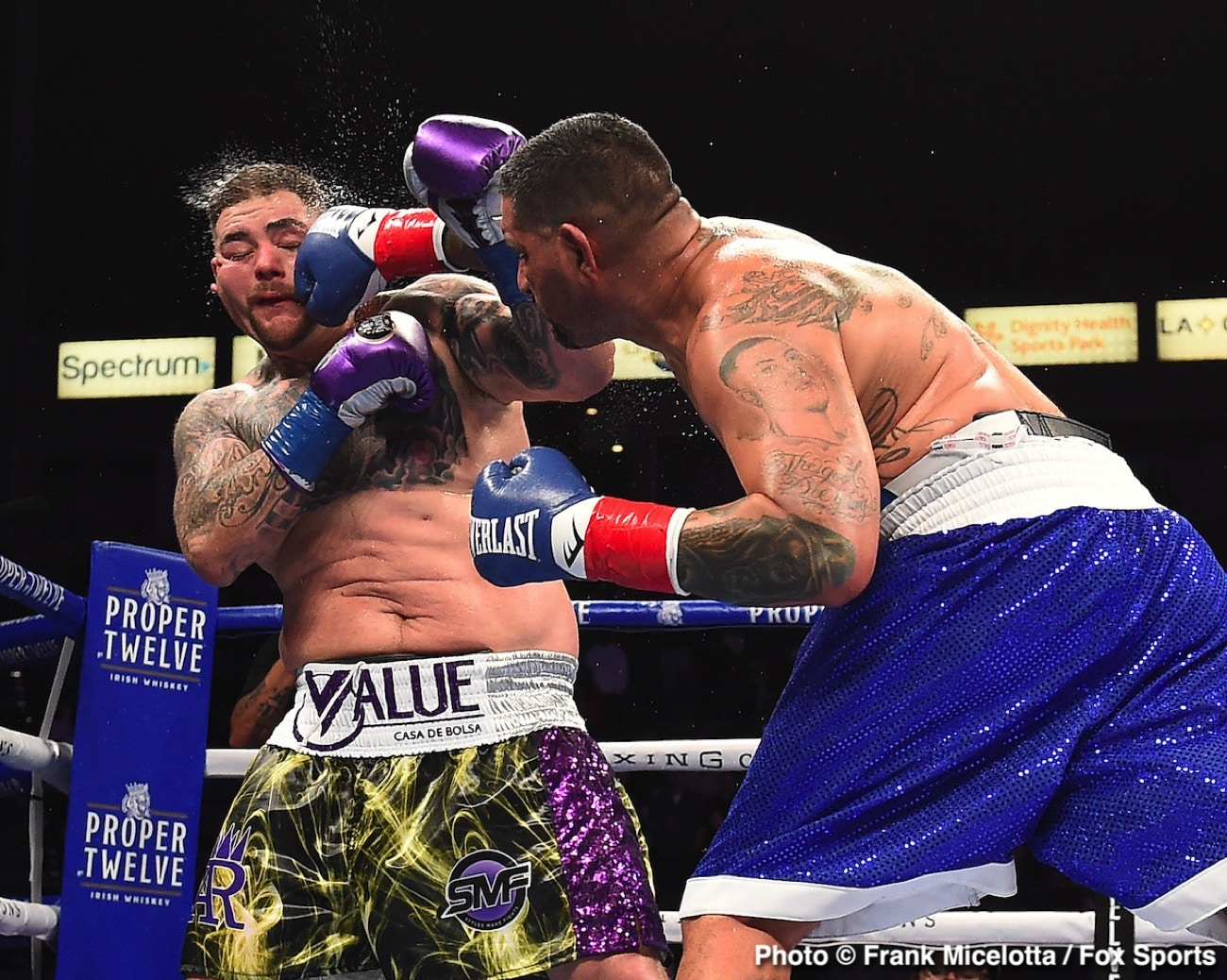 Boxing Results: Andy Ruiz Jr defeats Chris Arreola ⋆ Boxing News 24