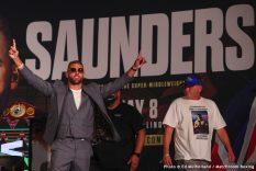 - Latest Billy Joe Saunders Canelo Alvarez