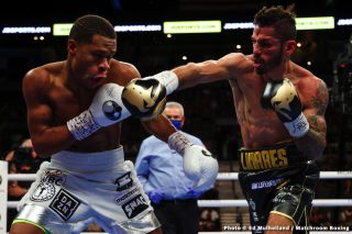 Devin Haney could move to 140 to face Mikey Garcia or Regis Prograis
