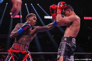 David Benavidez brings nothing to Jermall Charlo says trainer Ronnie Shields