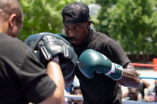 Jermall Charlo offers to fight David Benavidez at 160