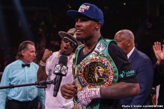 Jermall Charlo calls out Gennadiy Golovkin for unification fight at 160