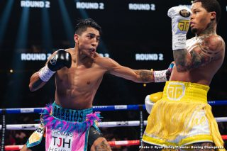 Gary Russell Jr. scolds Gervonta Davis for 'Cherry-picking' his opponents