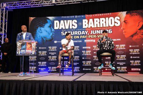 - Latest Gervonta Davis