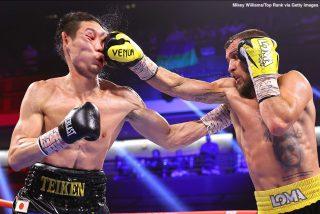 Vasily Lomachenko battles Richard Commey on Dec.11th