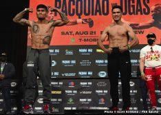 Manny Pacquiao Robert Guerrero Victor Ortiz