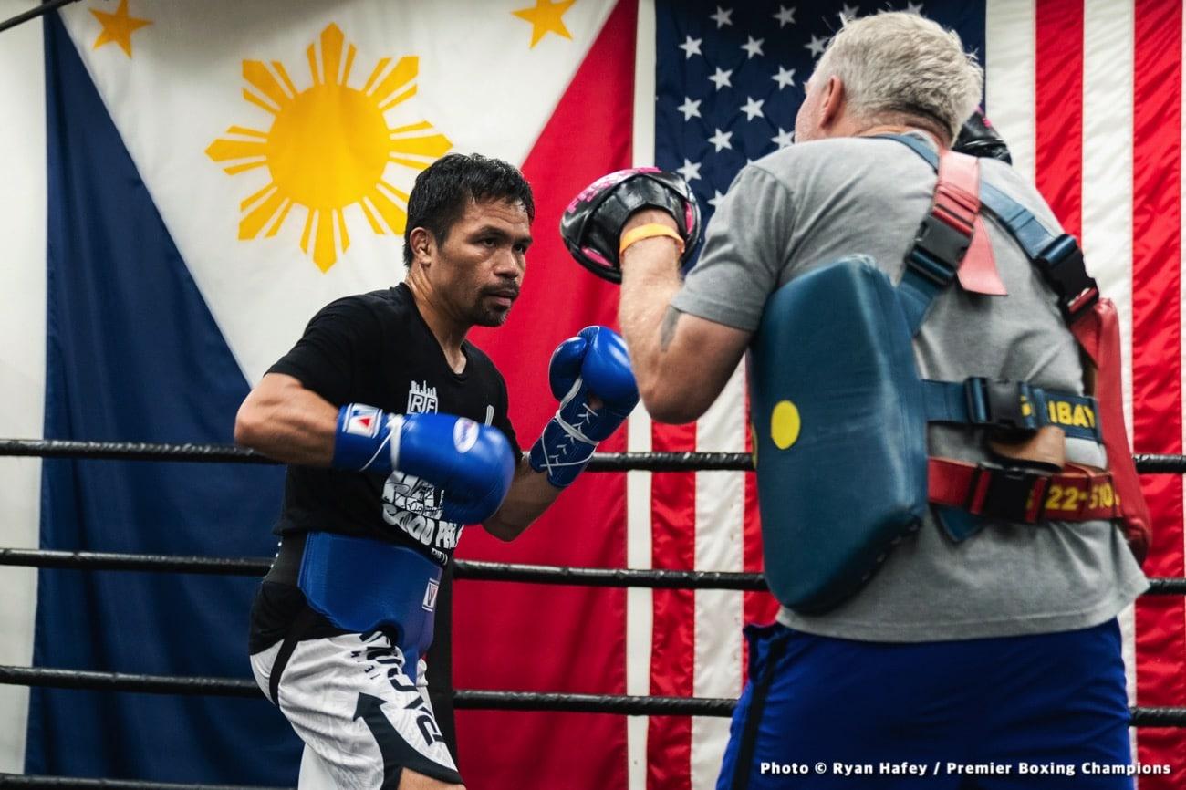 Amir Khan Manny Pacquiao