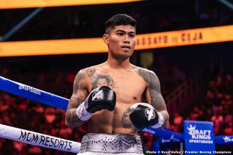 Manny Pacquiao Robert Guerrero Victor Ortiz Yordenis Ugas