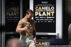 - Latest Caleb Plant Canelo Alvarez