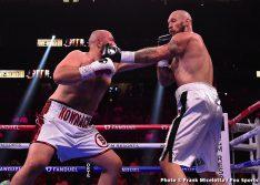 Deontay Wilder Tyson Fury