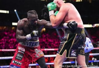 Eddie Hearn: Deontay Wilder's credibility has shot through the roof