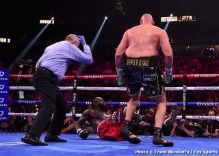 Boxing Results: Tyson Fury KOs Wilder!