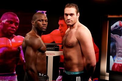 Fury Cunningham Fury vs. Cunningham  tyson fury steve cunningham boxing