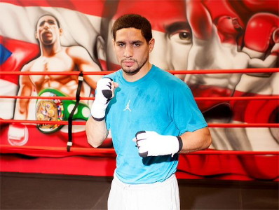 lucas matthysse danny garcia  photo