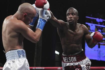 Willie Nelson Nelson Cuello Nelson vs. Cuello Luciano Cuello  boxing