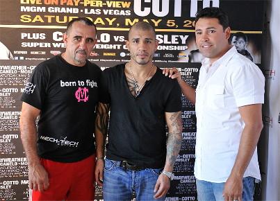 Antonio Tarver Floyd Mayweather Jr Miguel Cotto