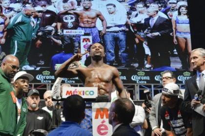 Floyd Mayweather Jr Marcos Rene Maidana