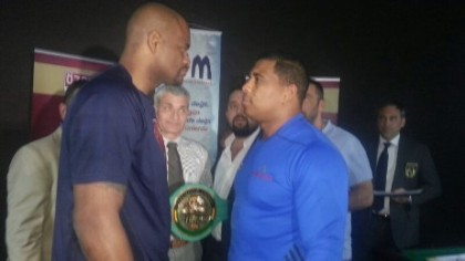 Orlando Salido Tony Thompson Solis vs. Thompson Solis-Thompson