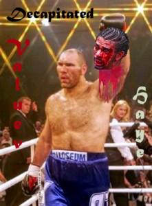David Haye Nikolai Valuev Haye vs. Valuev