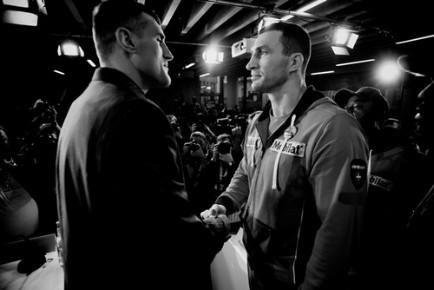 Klitschko Wach Klitschko vs. Wach  wladimir klitschko