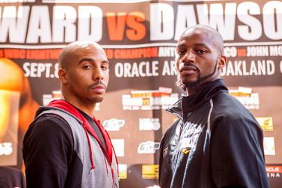 Andre Ward Chad Dawson Dawson vs. Ward Dawson-Ward