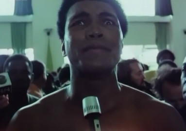 Joe Frazier Ali-Frazier