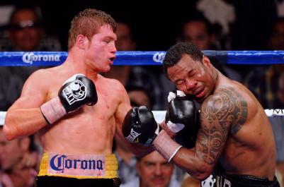 Alvarez Mosley Alvarez vs. Mosley  saul alvarez floyd mayweather jr