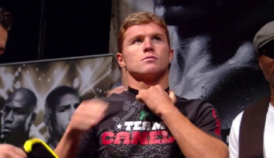 saul alvarez  photo