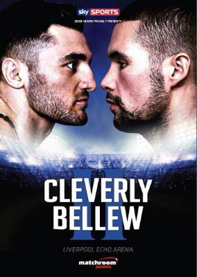 tony bellew nathan cleverly  photo