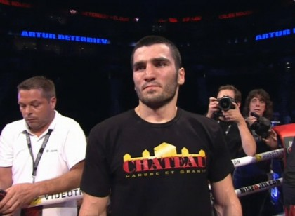 Artur Beterbiev  boxing