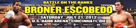 Broner Escobedo Broner vs. Escobedo  boxing adrien broner