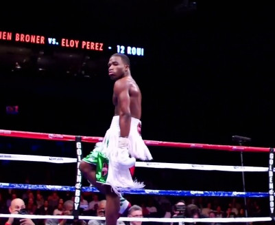 floyd mayweather jr antonio demarco adrien broner  photo
