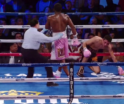 Broner TKO Demarco