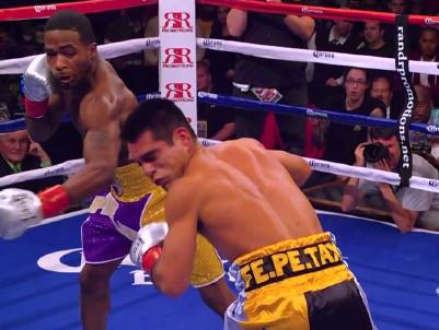 Adrien Broner Floyd Mayweather Jr Broner vs. Perez Broner-Perez