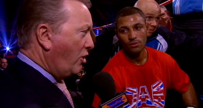 Kell Brook Paul Williams